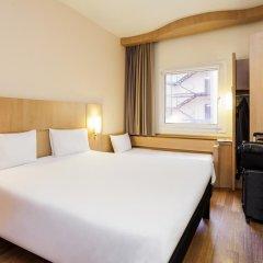 Отель Ibis Madrid Calle Alcala Стандартный номер с различными типами кроватей фото 3