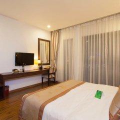 Authentic Hanoi Boutique Hotel 4* Номер Делюкс с двуспальной кроватью фото 15