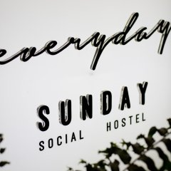 Everyday Sunday Social Hostel интерьер отеля фото 3