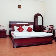 Thien Hoang Hotel Далат комната для гостей
