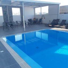 Отель Azalea Studios & Apartments Греция, Остров Санторини - отзывы, цены и фото номеров - забронировать отель Azalea Studios & Apartments онлайн бассейн фото 2