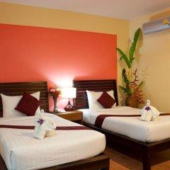 Отель Sunda Resort 3* Стандартный номер с различными типами кроватей фото 2