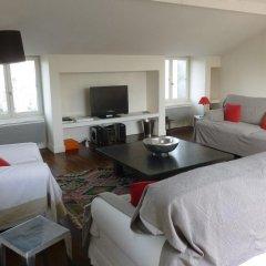 Отель St Jacques Notre Dame Париж комната для гостей фото 2