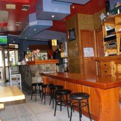 Отель Hostal Los Valles гостиничный бар