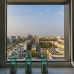 Отель Apartament Świętokrzyska балкон