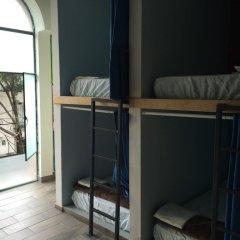 Capsule Hostel Mexico City Кровать в мужском общем номере фото 4