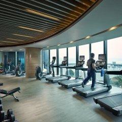 Отель Hilton Shenzhen Shekou Nanhai 5* Стандартный номер с различными типами кроватей фото 2