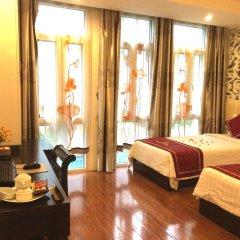 Hanoi Holiday Diamond Hotel 3* Люкс с различными типами кроватей фото 2
