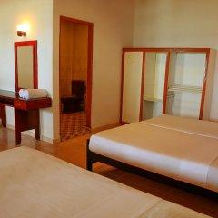 Mamas Coral Beach Hotel & Restaurant 3* Стандартный номер с двуспальной кроватью фото 2