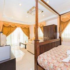 Отель Pure & Pam Village 3* Номер Делюкс с различными типами кроватей фото 2