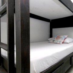 Отель Hostal Pajara Pinta Кровать в общем номере с двухъярусной кроватью фото 4
