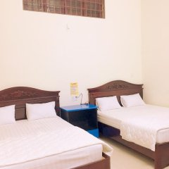 Отель Mr Tran (Blue Motel) 2* Стандартный номер с различными типами кроватей фото 8