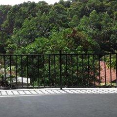 Отель Srimalis Residence Унаватуна парковка