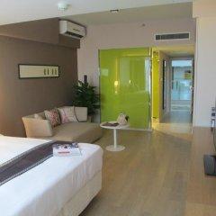 Отель Citadines Central Xi'an Студия с различными типами кроватей фото 3