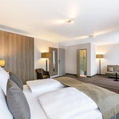 Leonardo Hotel Nürnberg 3* Номер Комфорт с различными типами кроватей фото 3