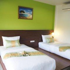 Отель Hatzanda Lanta Resort 3* Номер Делюкс фото 6