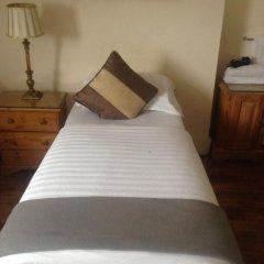 Kipps Brighton Hostel Стандартный номер с 2 отдельными кроватями фото 10