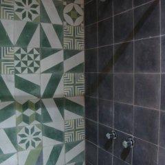 Отель Hospedarte Suites Номер с общей ванной комнатой с различными типами кроватей (общая ванная комната) фото 7