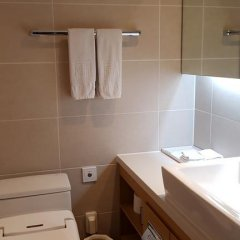 Tmark Hotel Myeongdong 3* Стандартный номер с двуспальной кроватью фото 3
