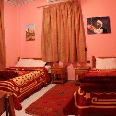 Отель La Vallée Марокко, Уарзазат - отзывы, цены и фото номеров - забронировать отель La Vallée онлайн комната для гостей фото 5