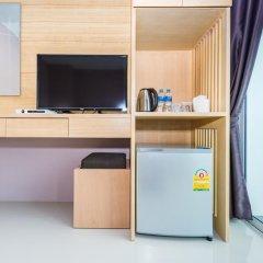 Отель Rayaan 6 Guesthouse 3* Стандартный номер двуспальная кровать фото 3