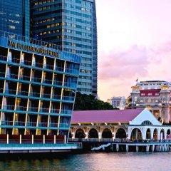 The Fullerton Bay Hotel Singapore 5* Номер Делюкс с различными типами кроватей фото 3