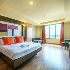 Отель Bangkok Cha-Da 4* Номер Делюкс фото 3