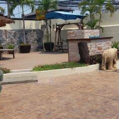 Отель Baan ViewBor Pool Villa 3* Вилла с различными типами кроватей фото 13