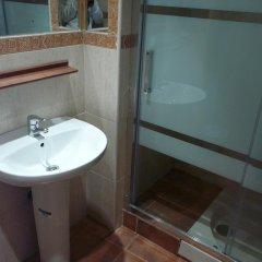 Отель Apartamentos Bulgaria ванная
