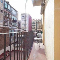 Отель Deep Purple Испания, Барселона - отзывы, цены и фото номеров - забронировать отель Deep Purple онлайн балкон