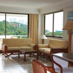 Отель The Monaco Residence Pattaya Таиланд, Паттайя - отзывы, цены и фото номеров - забронировать отель The Monaco Residence Pattaya онлайн комната для гостей фото 5