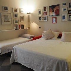 Отель La Dimora di Palazzo Serra Генуя комната для гостей фото 3