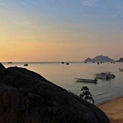 Отель Narakarn Hostel Таиланд, Остров Тау - отзывы, цены и фото номеров - забронировать отель Narakarn Hostel онлайн приотельная территория