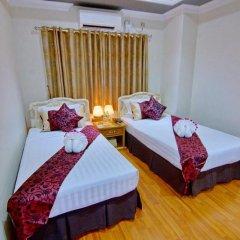 Myat Nan Yone Hotel 3* Номер Делюкс с 2 отдельными кроватями фото 4