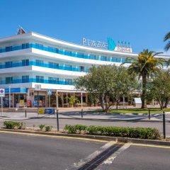 Отель Plaza Santa Ponsa парковка