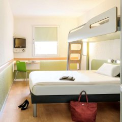 Отель Ibis Budget Madrid Calle 30 Стандартный номер с двухъярусной кроватью фото 3