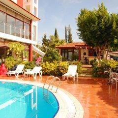 Carna Garden Hotel Турция, Сиде - отзывы, цены и фото номеров - забронировать отель Carna Garden Hotel онлайн бассейн