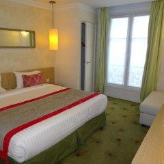 Le Marceau Bastille Hotel 4* Улучшенный номер с различными типами кроватей фото 7