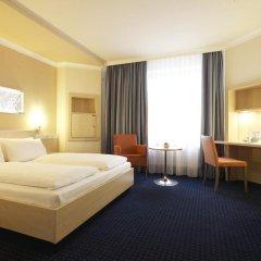 Отель IntercityHotel Nürnberg 3* Стандартный номер с 2 отдельными кроватями фото 3