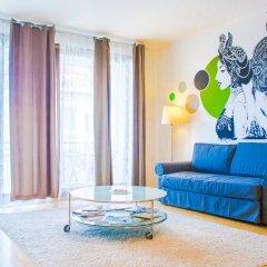 Апартаменты Senator Apartments Budapest Апартаменты Премиум с различными типами кроватей фото 7