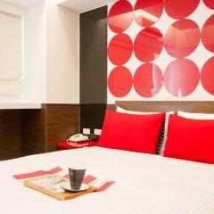 ECFA Hotel Ximen 2* Стандартный номер с различными типами кроватей фото 9