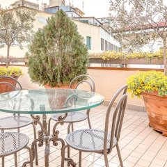 Отель Attico Bindi Ареццо балкон