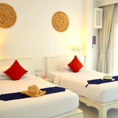 Отель Laksasubha Hua Hin 4* Стандартный номер с различными типами кроватей фото 6