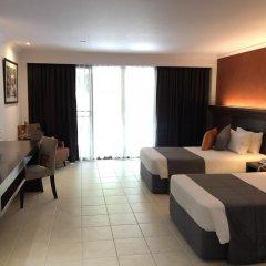 Отель Areca Resort & Spa 5* Номер Делюкс с двуспальной кроватью фото 4
