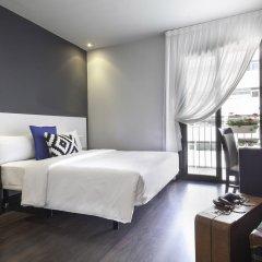 Отель Acta BCN 40 2* Стандартный номер с различными типами кроватей фото 7