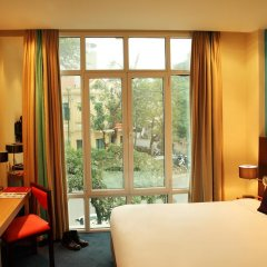 Отель Mercure Hanoi La Gare 4* Стандартный номер с различными типами кроватей фото 5