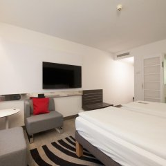 Отель Novotel Muenchen City Мюнхен комната для гостей фото 6