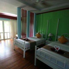 Отель Krabi Success Beach Resort 4* Улучшенный номер с различными типами кроватей фото 10