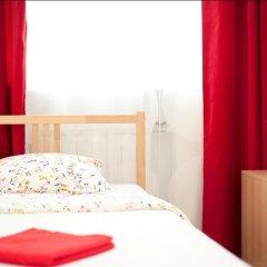 Europa Hostel Кровать в общем номере с двухъярусной кроватью
