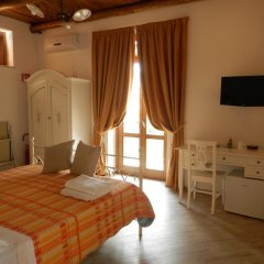 Отель Agriturismo Orrido di Pino 3* Номер Делюкс фото 5